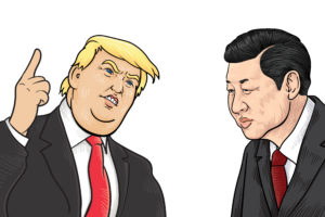 usa cina trump xi jinping dazi guerra commerciale libero scambio