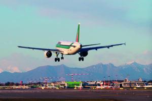 MAlpensa linate aeroporto alitalia