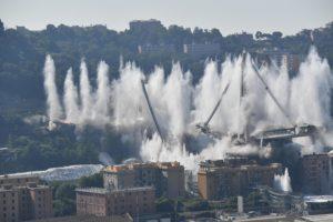 ponte morandi demolizione atlantia di maio