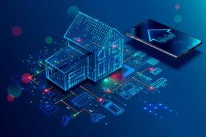 smart home internet of things smart speaker