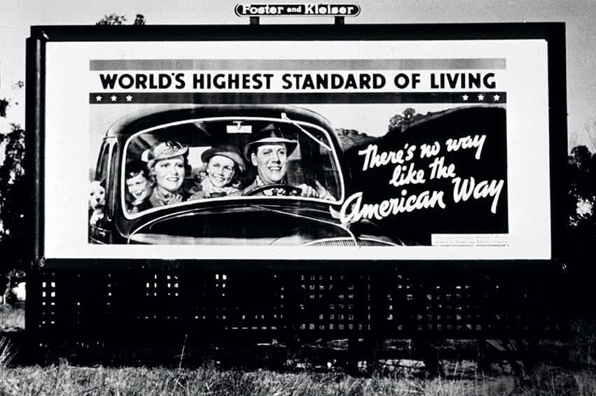 classe media sogno americano