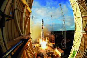 new space economy thales alenia space