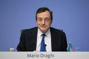 mario draghi bce newsletter