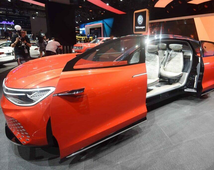 auto elettriche volkswagen