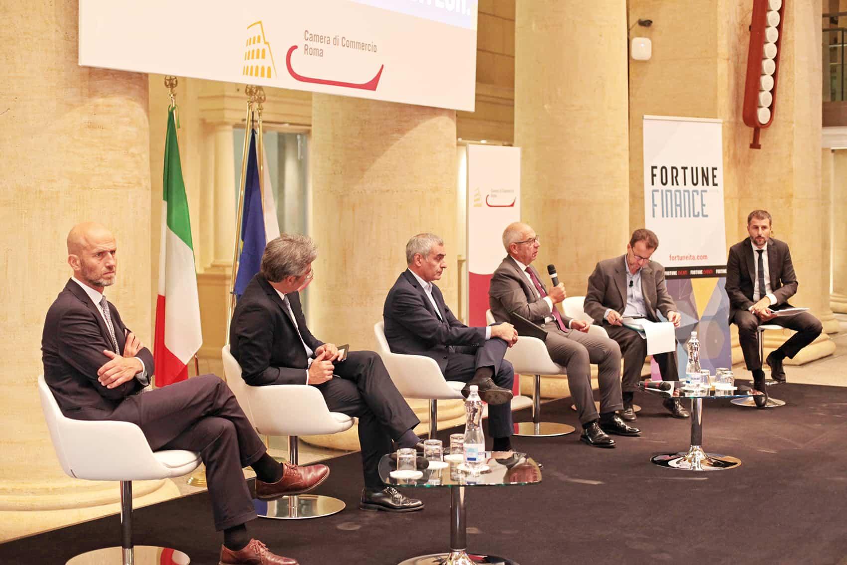 Fortune Italia Finance 2019 fintech