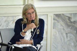 Lucia morselli ArcelorMittal Tim Ilva
