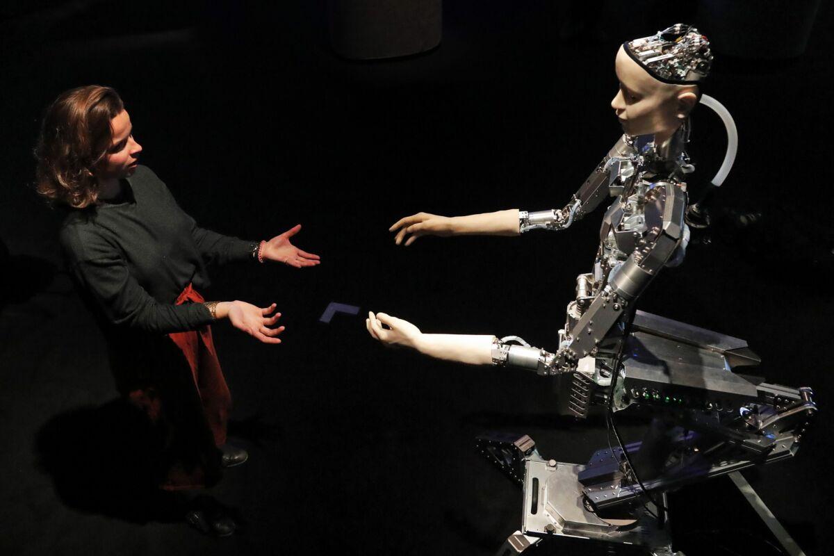 intelligenza artificiale A.I.