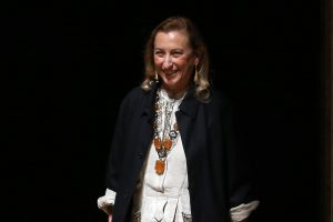 Miuccia Prada, Prada, Businessperson of the year, Bpoy