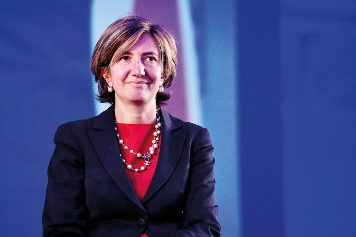 Silvia Candiani Microsoft Italia Businessperson of the year