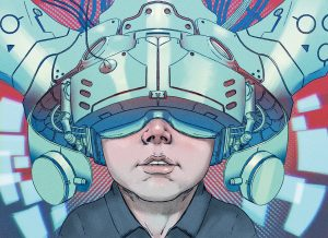 robot bambini intelligenza artificiale
