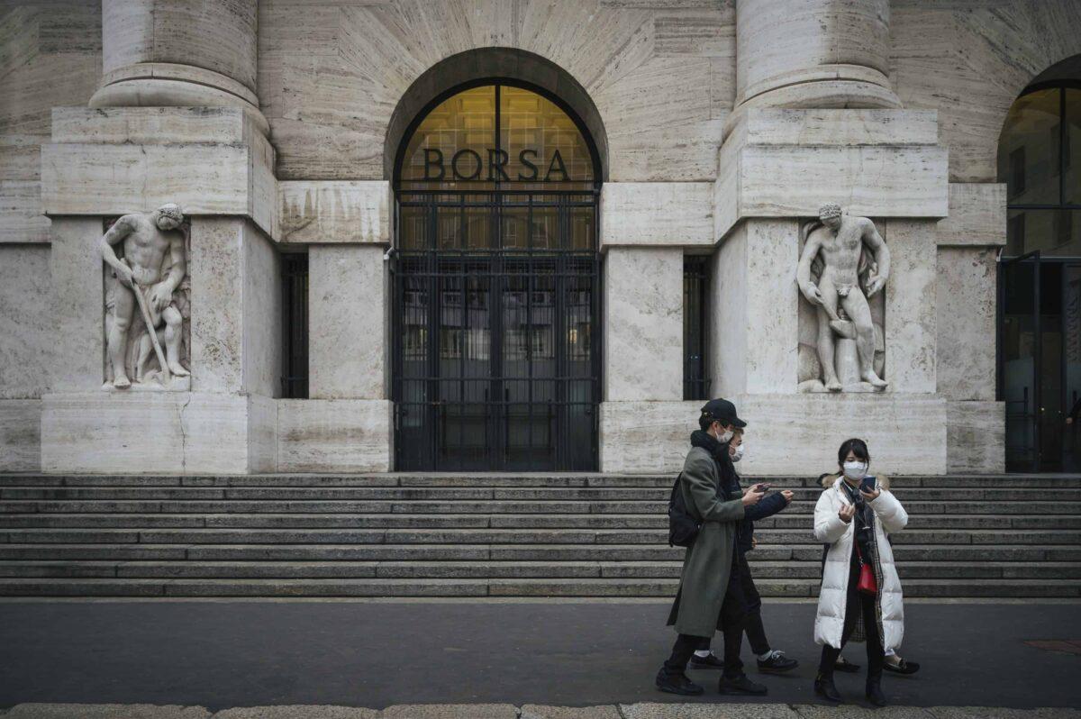 stato coronavirus borsa italiana piazza affari euronext cdp