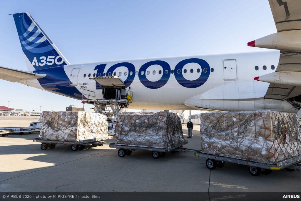 airbus coronavirus covid19 trasporti aerei aereo