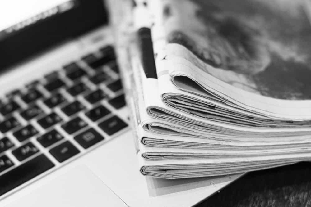 giornali riviste stampa editoria coronavirus