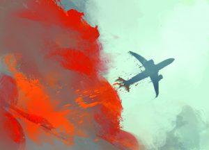 aerei aereo coronavirus