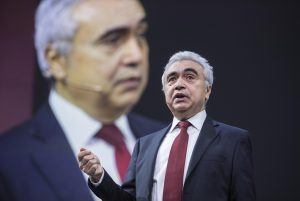 Fatih Birol, Iea, investimenti energetici energie rinnovabili energia