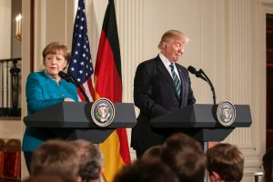 germania usa trump merkel coronavirus curevac vaccino