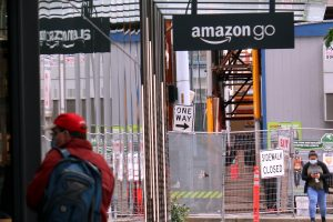 amazon go amazon one