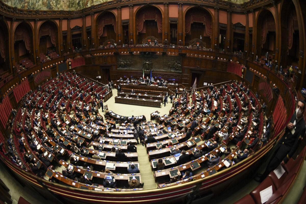 costruttori parlamento montecitorio camera