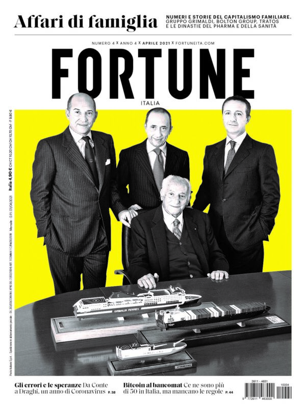 fortune Italia aprile 2021