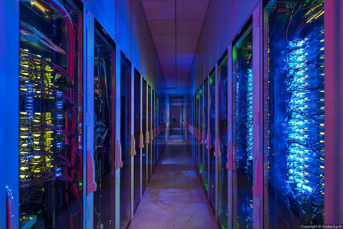 data center aruba it3