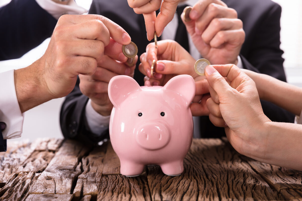 Crowdfunding Crowdinvesting