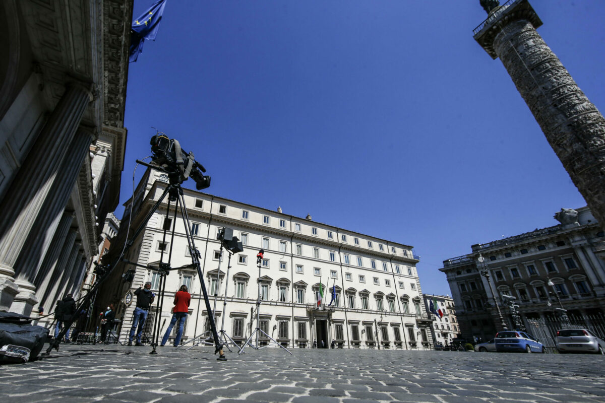 next generation eu palazzo chigi