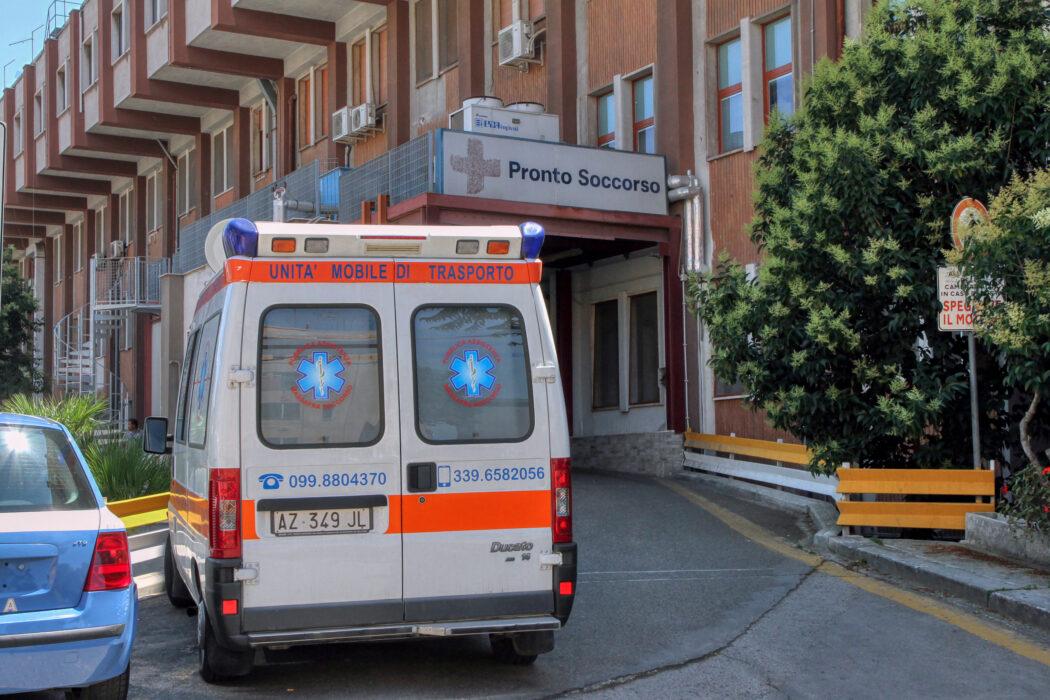 Covid ambulanza 118