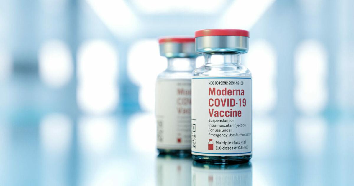 Moderna vaccino