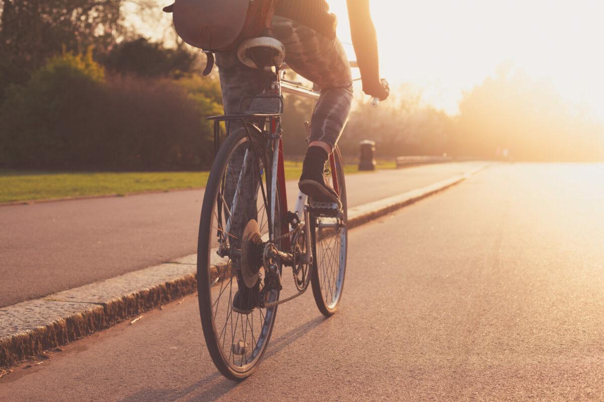 viaggio bicicletta parkinson