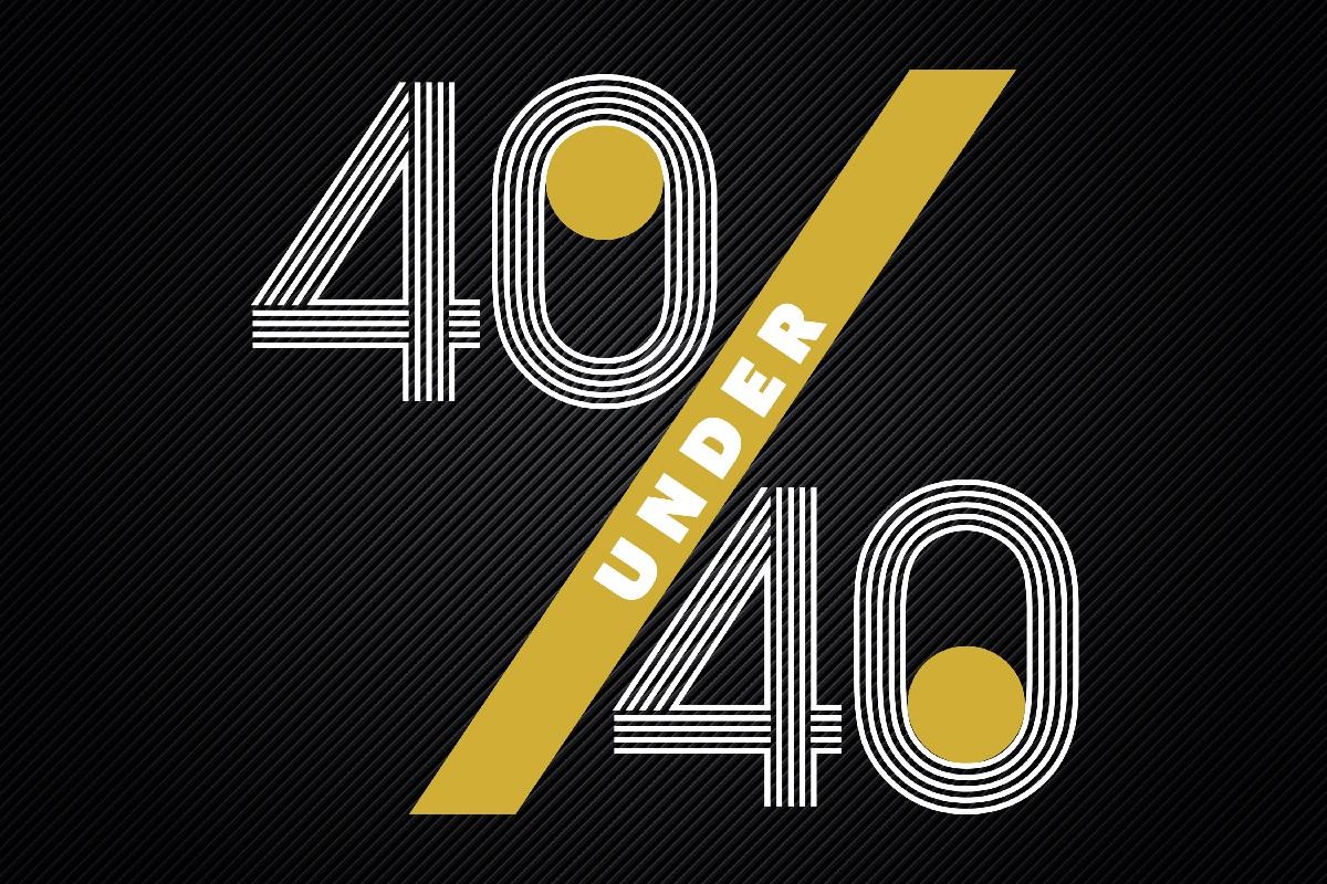 40 under 40 2021