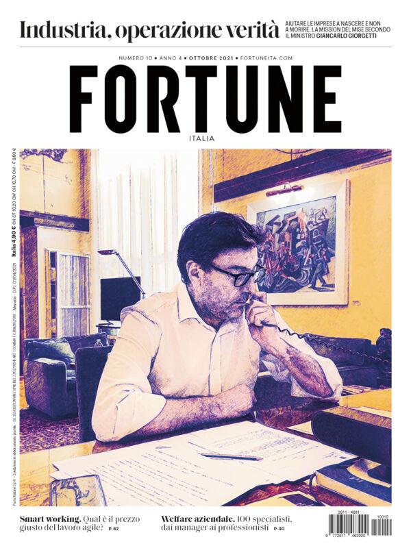 Fortune Italia ottobre 2021