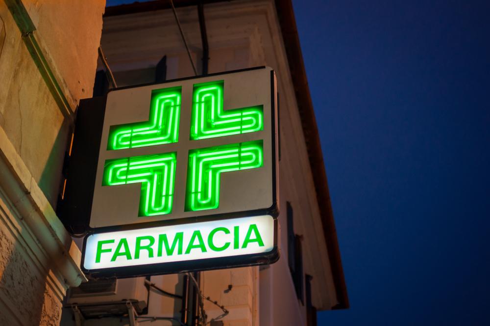 tampone farmacia