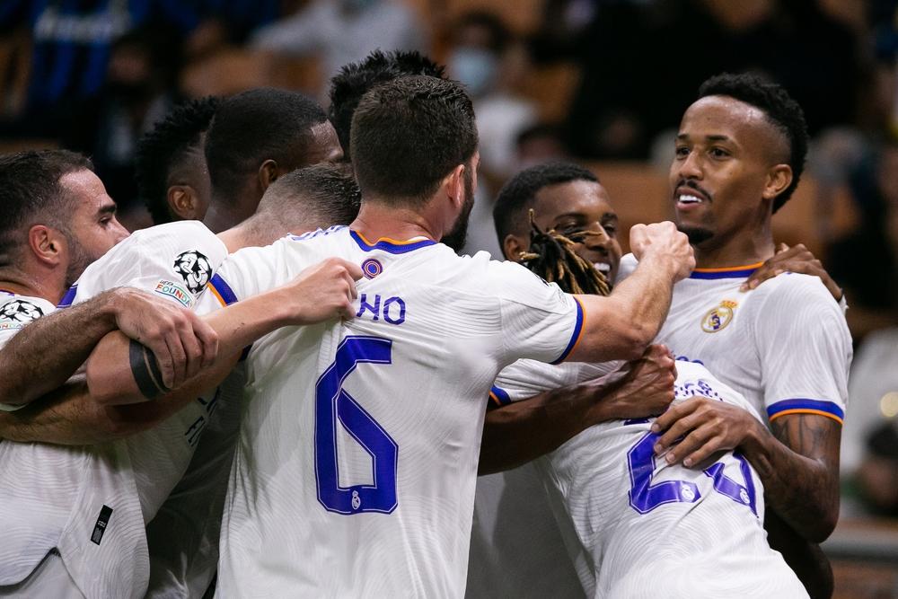 Real Madrid malnutrizione