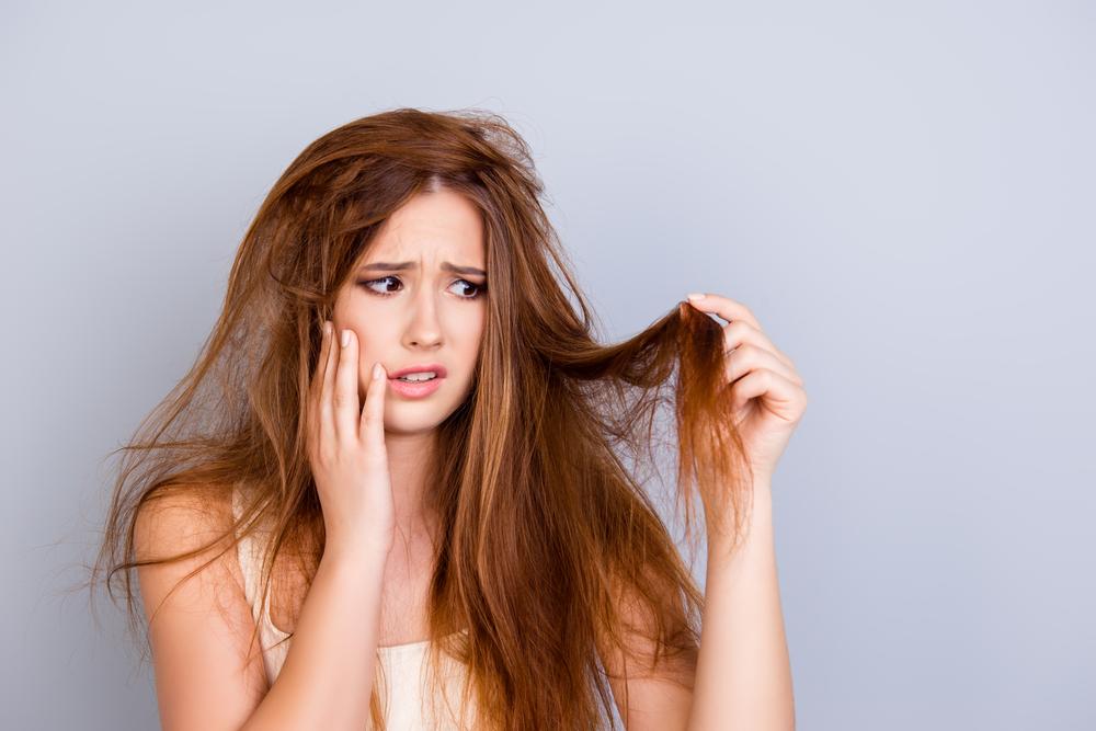 capelli stress