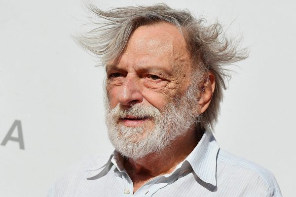 Gino Strada, founder of the aid group Emergency, arrives for a premiere of 'Beyond the Beach The Hell and the Hope' during the 76th annual Venice International Film Festival, in Venice, Italy, 03 September 2019. The movie is presented in 'Sconfini' section at the festival running from 28 August to 07 September.ANSA/ETTORE FERRARI
