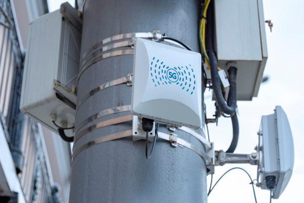 5g stazione antenna