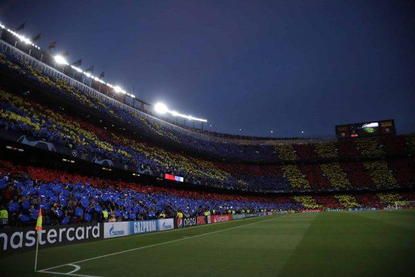 calcio stadio naming rights camp nou