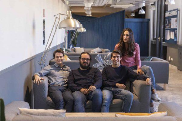 Andrea Verdelocco, Matteo Filippi, Filippo Agostini, Elisabetta Mari copia