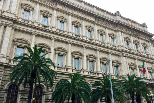 debito pubblico record Banca d'Italia