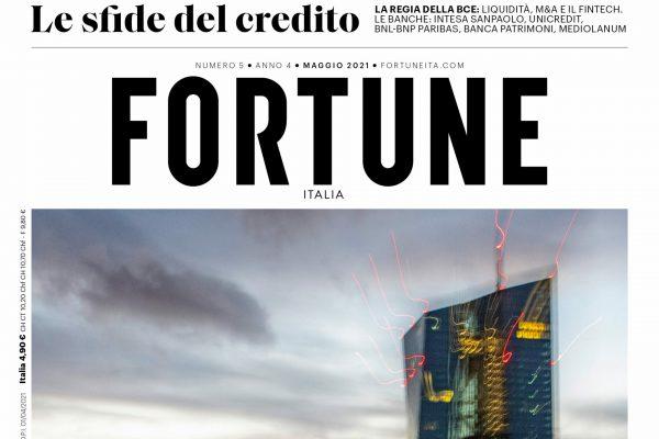 cover Fortune Italia maggio 2021