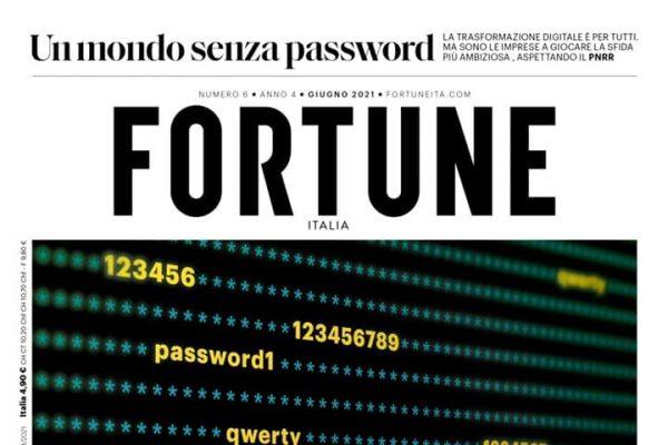 COver Fortune Italia giugno 2021