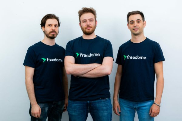 freedome startup