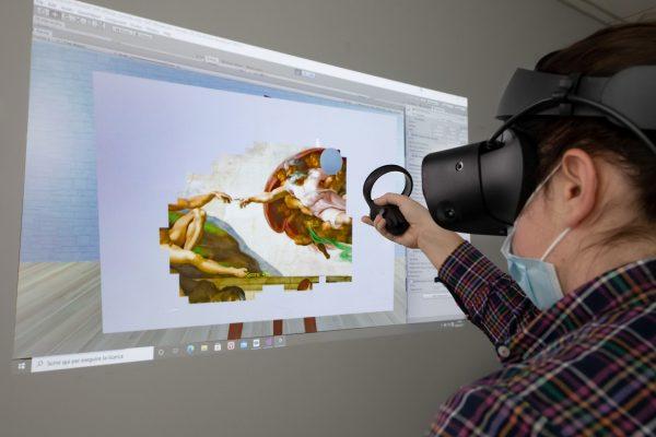 arte e realtà virtuale