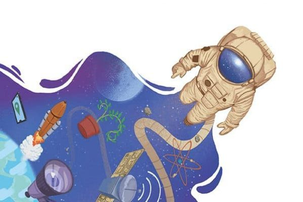 spazio space economy