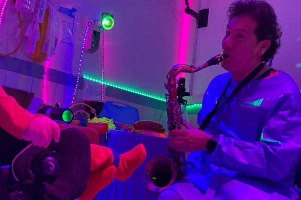 riabilitazione multisensoriale ospedale bambino gesù roma
