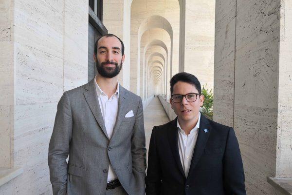 Lorenzo Luce e Roberto Visceglia BigProfiles