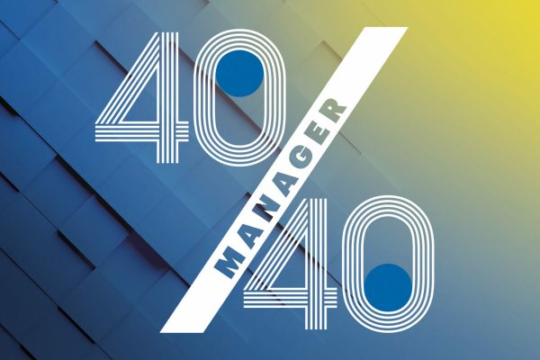 40 under 40 manager