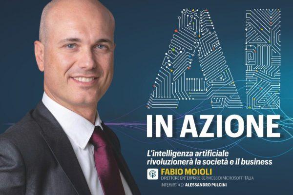 intelligenza artificiale fabio moioli microsoft italia