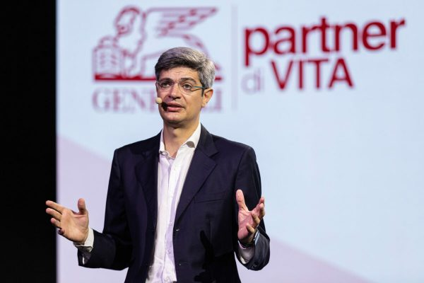 Marco Sesana_Country Manager & CEO of Generali Italia and Global Busines...
