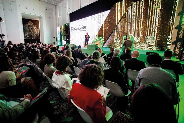Milano 06/11/2019 Triennale, Convegno AXA Forum